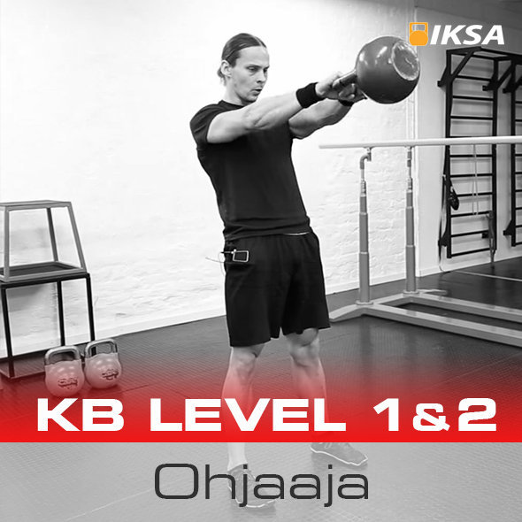 KB Level 1&2 - Ohjaaja